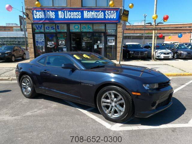 2014 Chevrolet Camaro for sale at West Oak in Chicago IL
