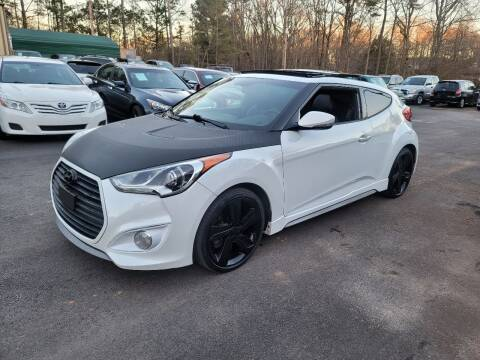 2013 Hyundai Veloster for sale at GA Auto IMPORTS  LLC in Buford GA