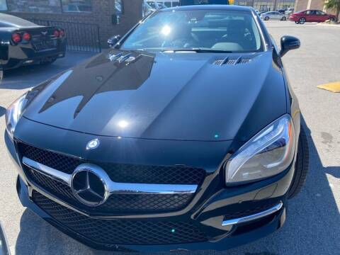 2013 Mercedes-Benz SL-Class for sale at Z Motors in Chattanooga TN