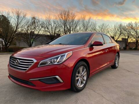 2017 Hyundai Sonata for sale at Triple A's Motors in Greensboro NC