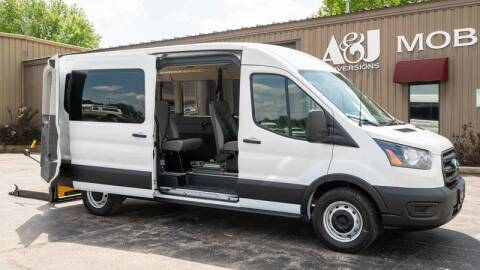 2020 Ford Transit Cargo for sale at A&J Mobility in Valders WI