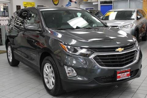 2019 Chevrolet Equinox for sale at Windy City Motors in Chicago IL