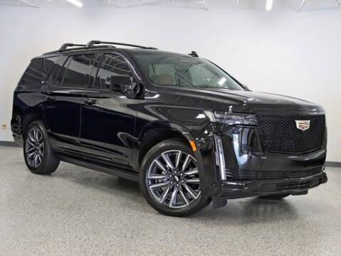 2021 Cadillac Escalade for sale at PLATINUM MOTORSPORTS INC. in Hickory Hills IL