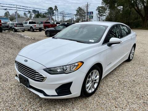 2019 Ford Fusion Hybrid for sale at Southeast Auto Inc in Baton Rouge LA