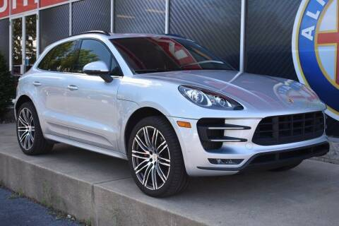2016 Porsche Macan for sale at Alfa Romeo & Fiat of Strongsville in Strongsville OH