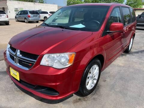 2015 Dodge Grand Caravan for sale at Rock Motors LLC in Victoria TX