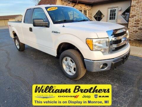 2014 Ford F-150 for sale at Williams Brothers - Pre-Owned Monroe in Monroe MI