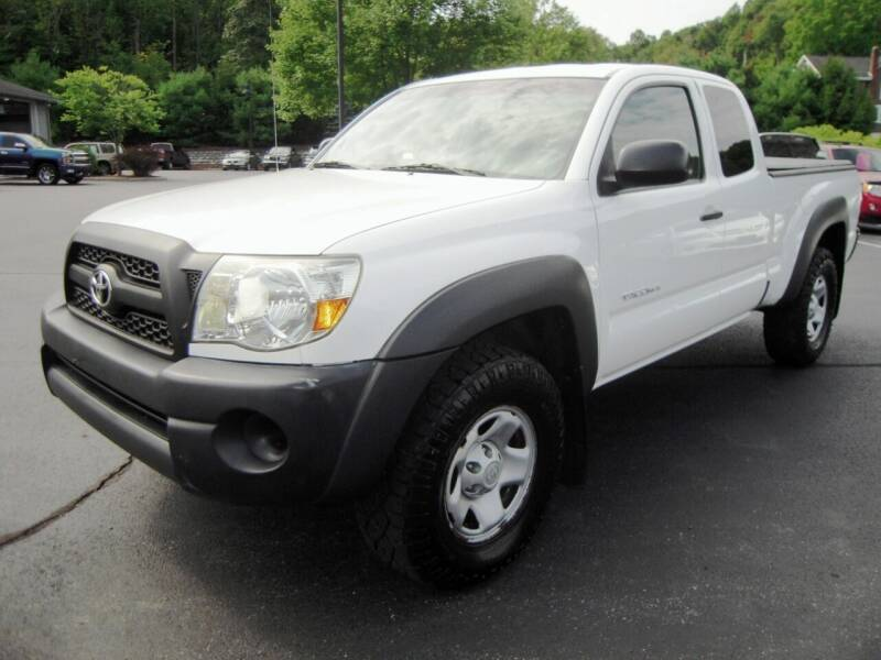 2011 Toyota Tacoma for sale at 1-2-3 AUTO SALES, LLC in Branchville NJ
