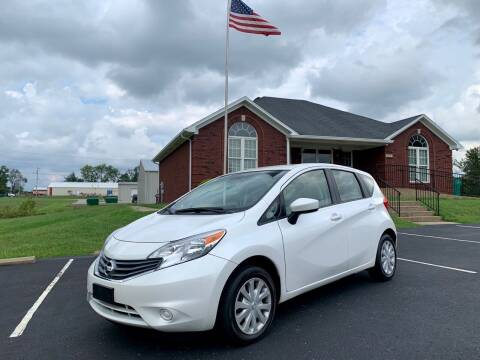 2015 Nissan Versa Note for sale at HillView Motors in Shepherdsville KY