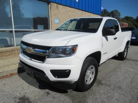 2018 Chevrolet Colorado for sale at Southern Auto Solutions - Georgia Car Finder - Southern Auto Solutions - 1st Choice Autos in Marietta GA