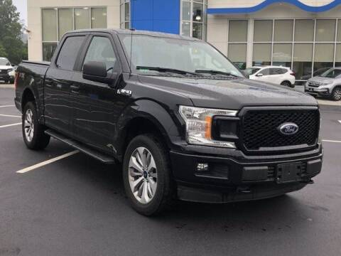 2018 Ford F-150 for sale at Simply Better Auto in Troy NY