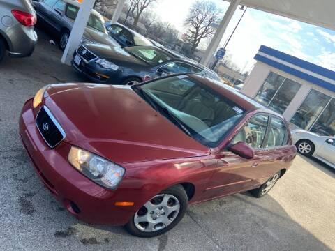 2003 Hyundai Elantra for sale at Car Stone LLC in Berkeley IL