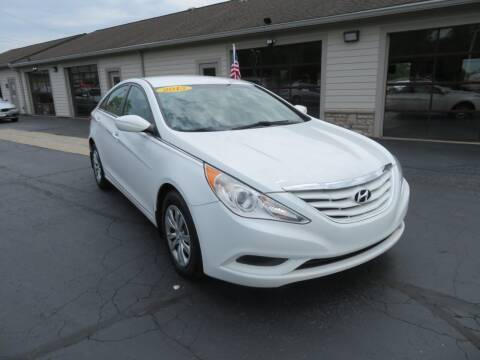 2013 Hyundai Sonata for sale at Tri-County Pre-Owned Superstore in Reynoldsburg OH