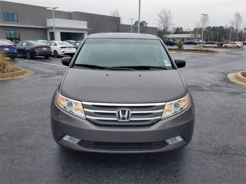 2011 Honda Odyssey for sale at Lou Sobh Kia in Cumming GA