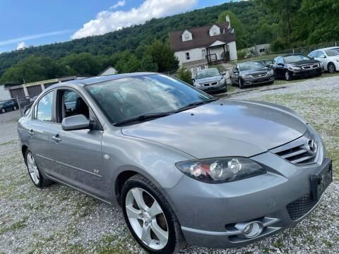 2006 Mazda MAZDA3 for sale at Ron Motor Inc. in Wantage NJ