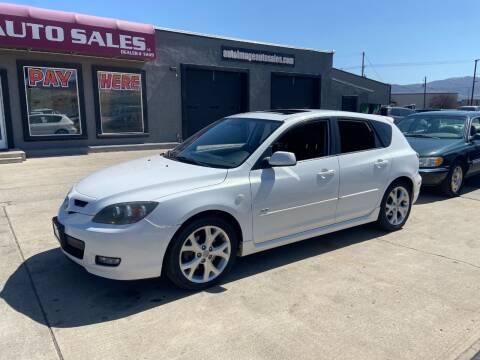 2007 Mazda MAZDA3 for sale at Auto Image Auto Sales in Pocatello ID