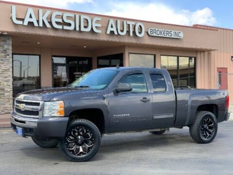 2011 Chevrolet Silverado 1500 for sale at Lakeside Auto Brokers Inc. in Colorado Springs CO