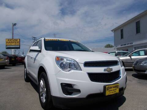 2012 Chevrolet Equinox for sale at Kevin Harper Auto Sales in Mount Zion IL