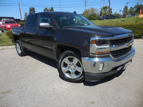 2016 Chevrolet Silverado 1500 for sale at ARAX AUTO SALES in Tujunga CA
