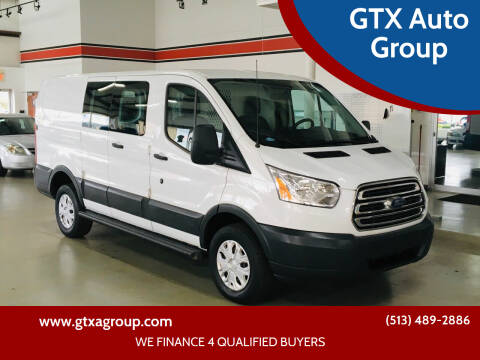 2015 Ford Transit Cargo for sale at GTX Auto Group in West Chester OH