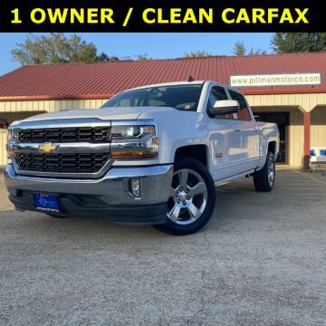 2017 Chevrolet Silverado 1500 for sale at PITTMAN MOTOR CO in Lindale TX