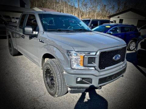 2018 Ford F-150 for sale at Carder Motors Inc in Bridgeport WV