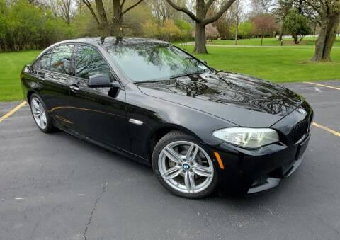 2013 BMW 5 Series for sale at ADA Motorwerks in Green Bay WI