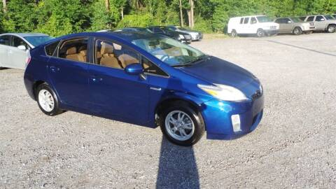 2010 Toyota Prius for sale at action auto wholesale llc in Lillian AL