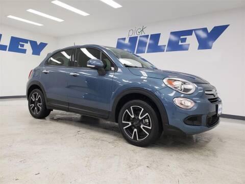 2018 FIAT 500X for sale at HILEY MAZDA VOLKSWAGEN of ARLINGTON in Arlington TX