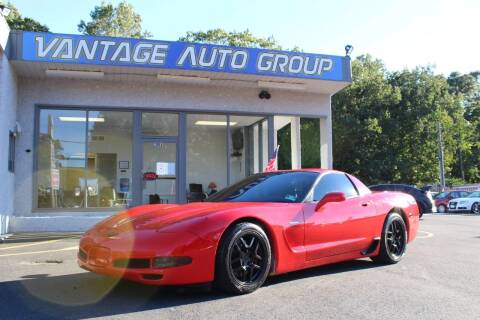 2001 Chevrolet Corvette for sale at Vantage Auto Group in Brick NJ