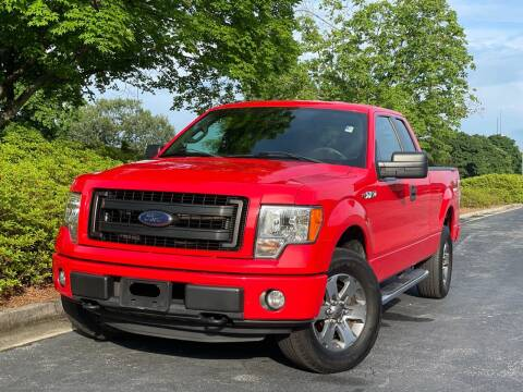 2013 Ford F-150 for sale at William D Auto Sales in Norcross GA