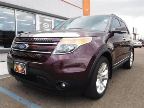 2011 Ford Explorer for sale at Torgerson Auto Center in Bismarck ND
