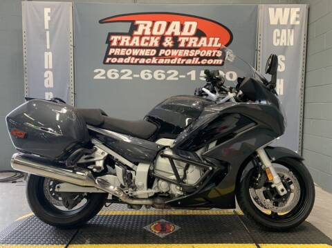 2015 Yamaha FJR1300 for sale at Road Track and Trail in Big Bend WI