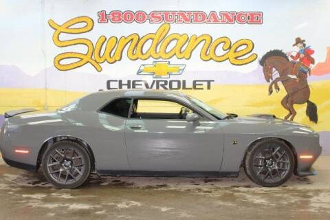 2017 Dodge Challenger for sale at Sundance Chevrolet in Grand Ledge MI