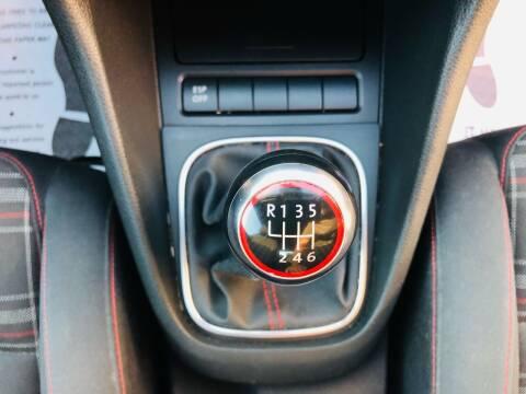 2010 Volkswagen GTI for sale at Trimax Auto Group in Norfolk VA