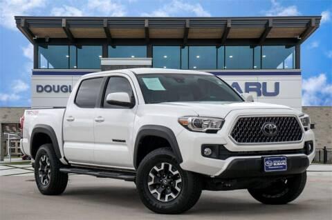 2018 Toyota Tacoma for sale at Douglass Automotive Group - Douglas Subaru in Waco TX