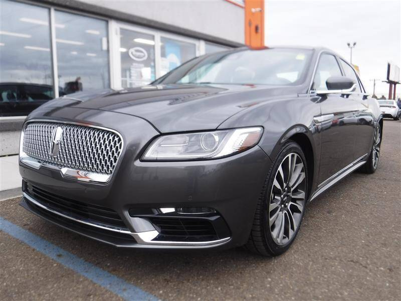 2017 Lincoln Continental for sale at Torgerson Auto Center in Bismarck ND