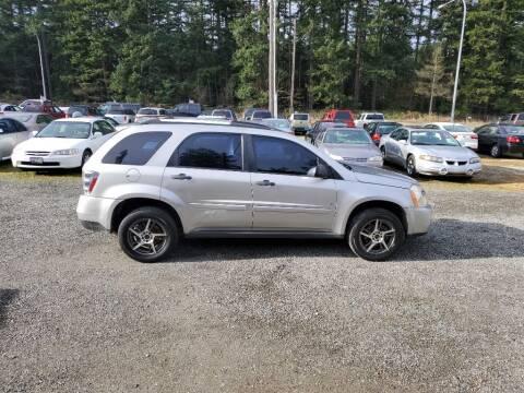 2007 Chevrolet Equinox for sale at WILSON MOTORS in Spanaway WA