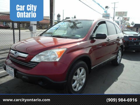 2007 Honda CR-V for sale at Car City Ontario in Ontario CA