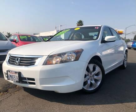 2010 Honda Accord for sale at LUGO AUTO GROUP in Sacramento CA