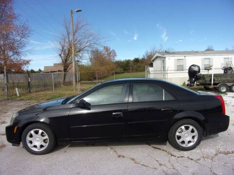 2003 Cadillac CTS for sale at ABC Auto Sales in Rogersville MO