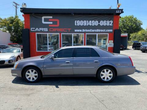 2007 Cadillac DTS for sale at Cars Direct in Ontario CA