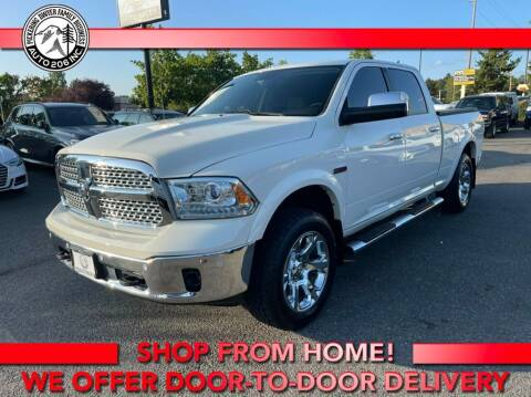 2016 RAM Ram Pickup 1500 for sale at Auto 206, Inc. in Kent WA