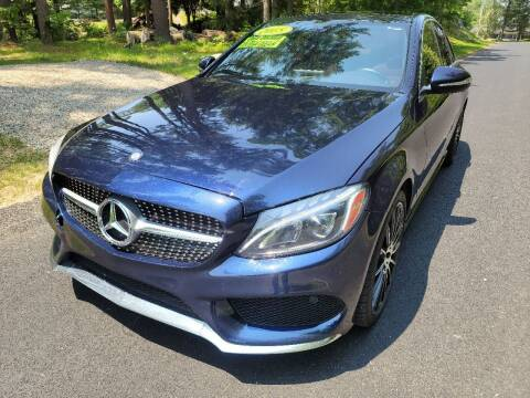 2015 Mercedes-Benz C-Class for sale at Showcase Auto & Truck in Swansea MA