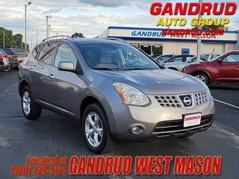 2010 Nissan Rogue for sale at GANDRUD CHEVROLET in Green Bay WI