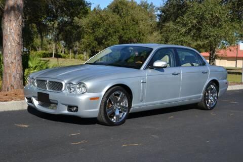 2008 Jaguar XJ-Series for sale at GulfCoast Motorsports in Osprey FL