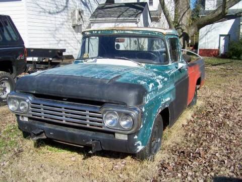 1959 Ford F-150 for sale at Haggle Me Classics in Hobart IN