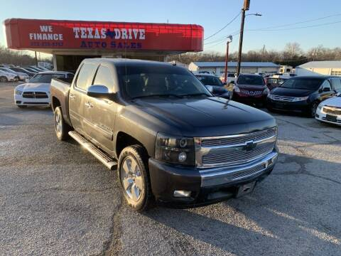 2011 Chevrolet Silverado 1500 for sale at Texas Drive LLC in Garland TX