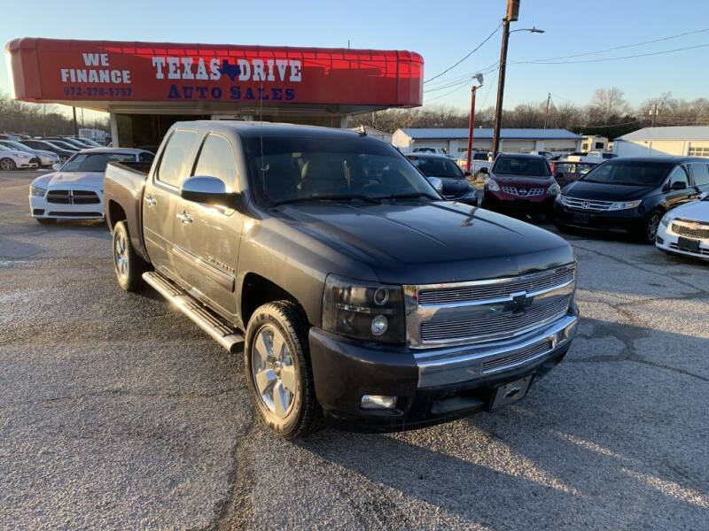 2011 Chevrolet Silverado 1500 for sale at Texas Drive LLC in Garland TX