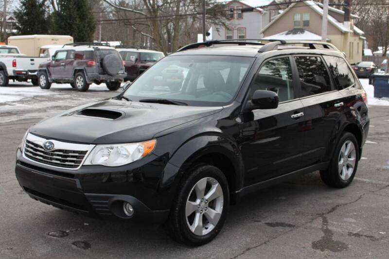 2009 Subaru Forester for sale at Crown Motors in Schenectady NY